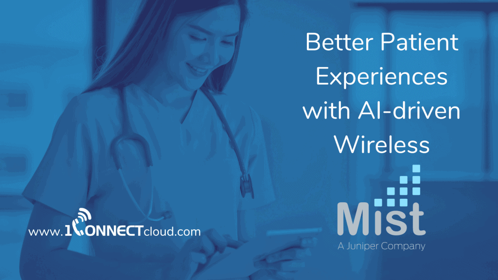 better patient experiences with MIST technology