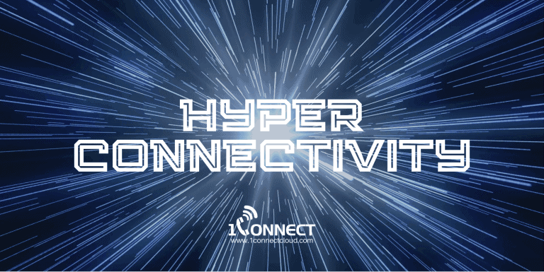 Hyper Connectivity with 1Connect leased line technology