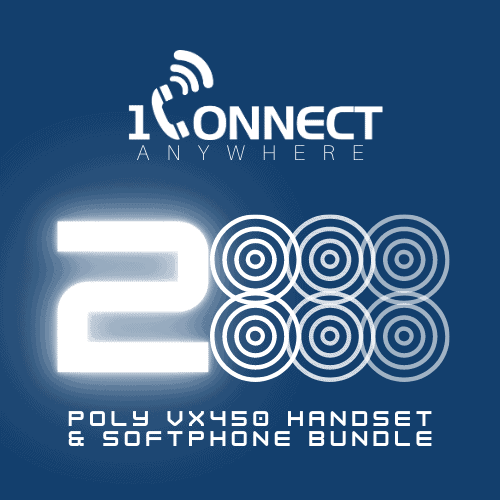 1Connect anywhere Poly bundle