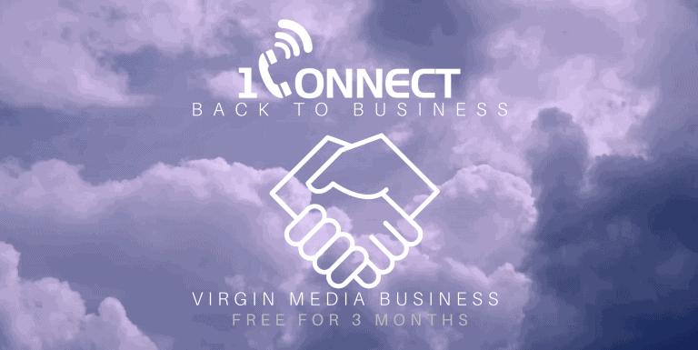 Back to Business offer - Virgin Media Business