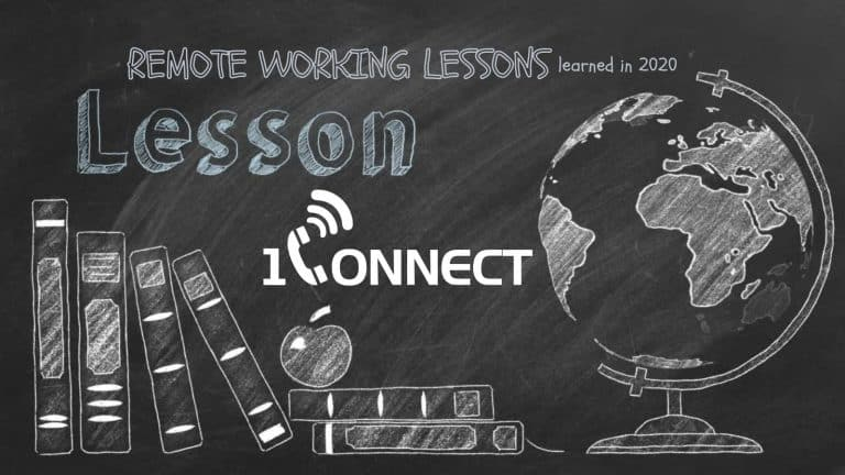 3 Remote Working Lessons we learned in 2020