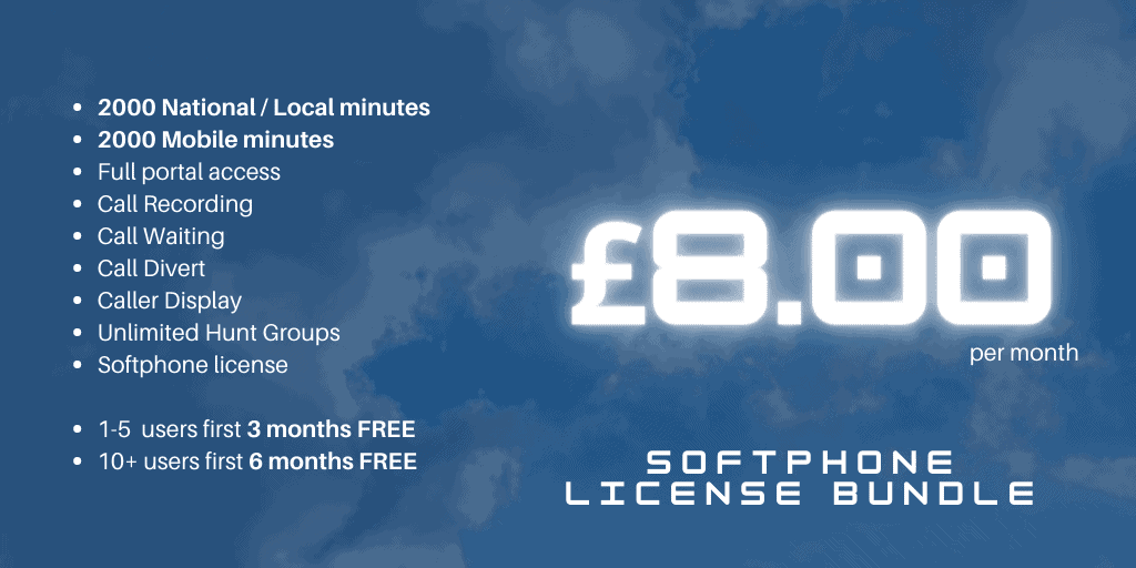 softphone license bundle