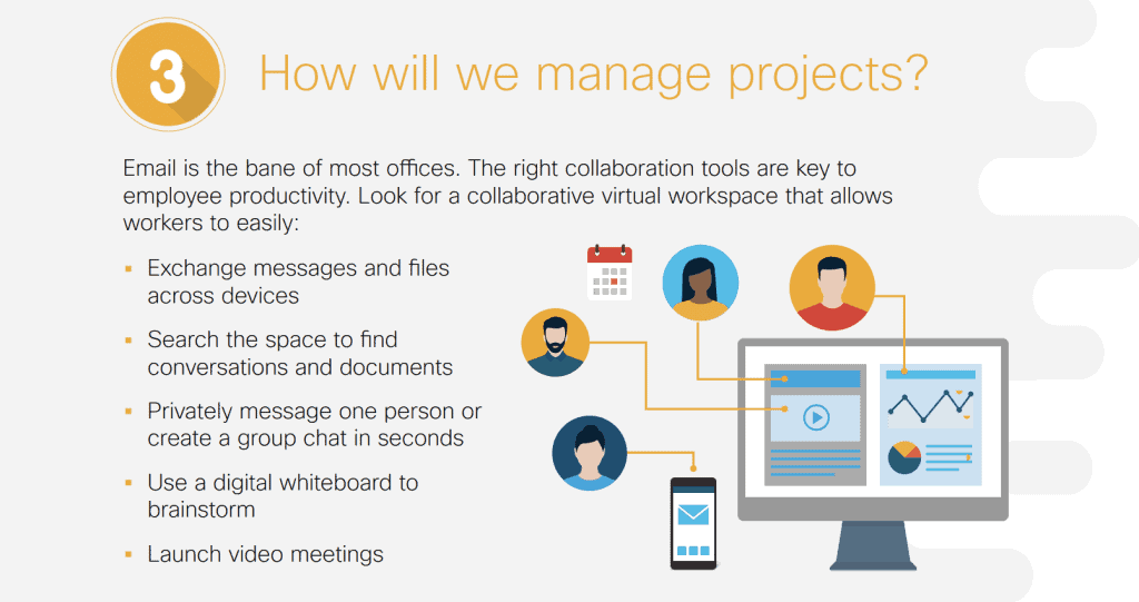 How will we manage projects?