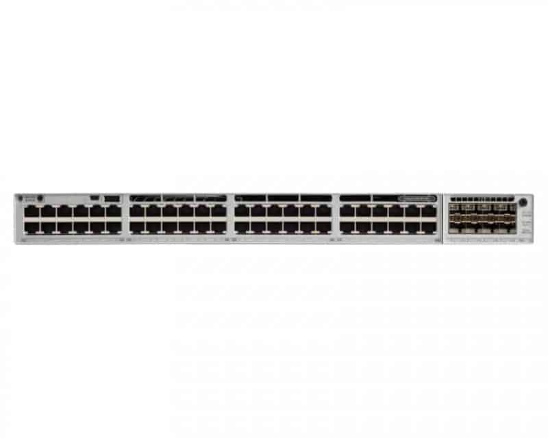 Catalyst 9300 48-port PoE+, Network Essentials 1 1Connect Ltd - Bringing IT and Communications Together