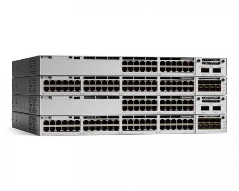 C9300 Series Switches