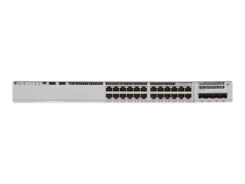 Catalyst 9200 24-port PoE+ Switch. Network Essentials 1 1Connect Ltd - Bringing IT and Communications Together