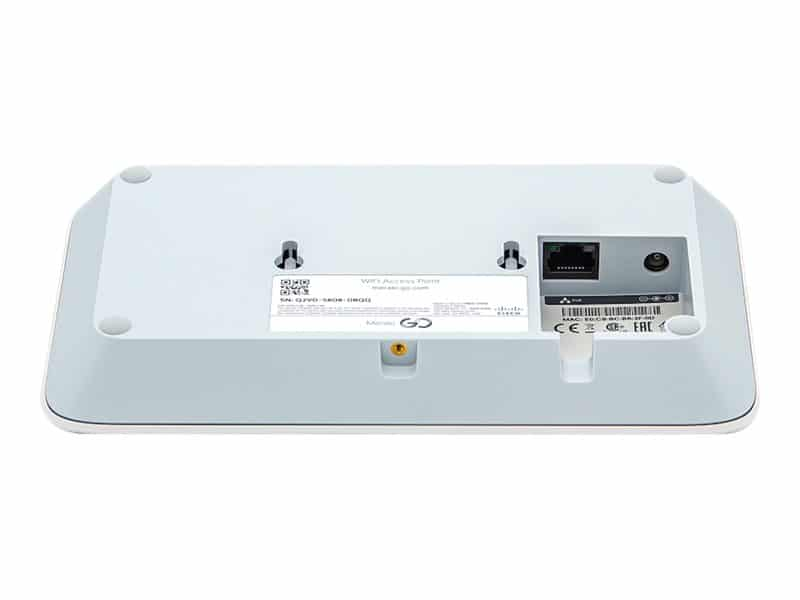 Meraki Go Indoor WiFi Access Point (GR10) 2 1Connect Ltd - Bringing IT and Communications Together