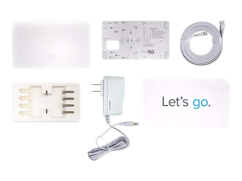 Meraki Go Indoor WiFi Access Point (GR10) 3 1Connect Ltd - Bringing IT and Communications Together