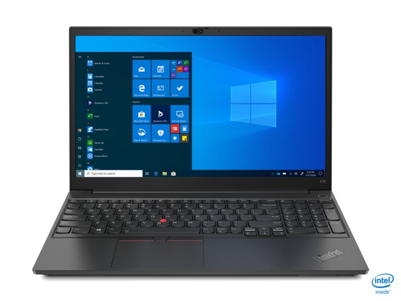 "Lenovo ThinkPad E15, 11th gen Intel® Core™ i7, 39.6 cm (15.6""), 1920 x 1080 pixels, 16 GB, 512 GB, Windows 10 Pro 1 1Connect Ltd - Bringing IT and Communications Together"