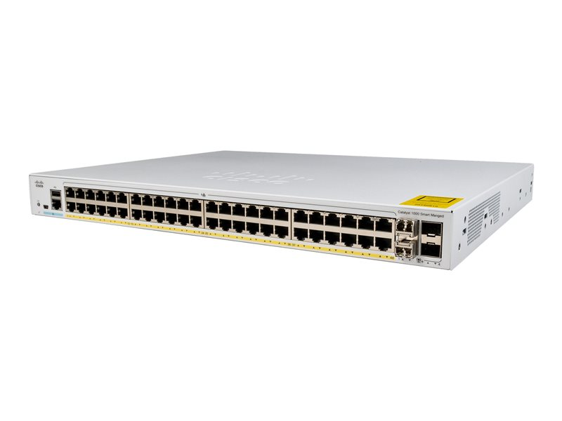Catalyst 1000 48P-4X-L 48 Port Fixed Managed Switch 1 1Connect Ltd - Bringing IT and Communications Together